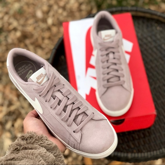 Nike Shoes | Nike Womens Blazer Suede